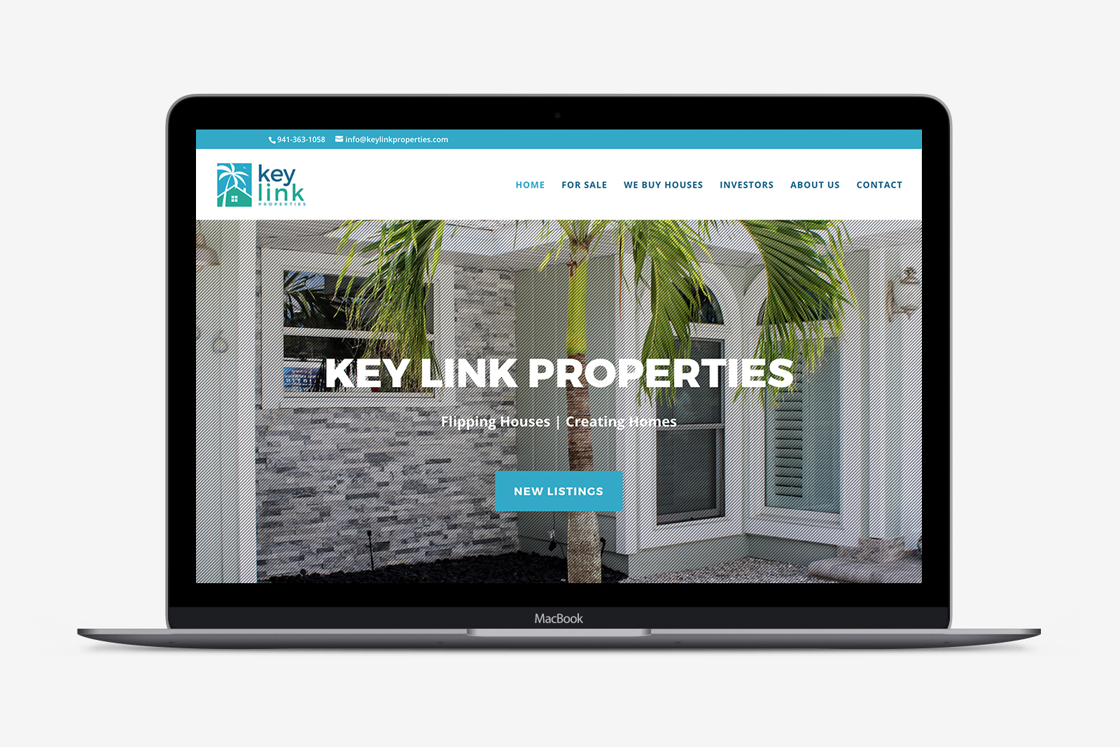 web keylink properties
