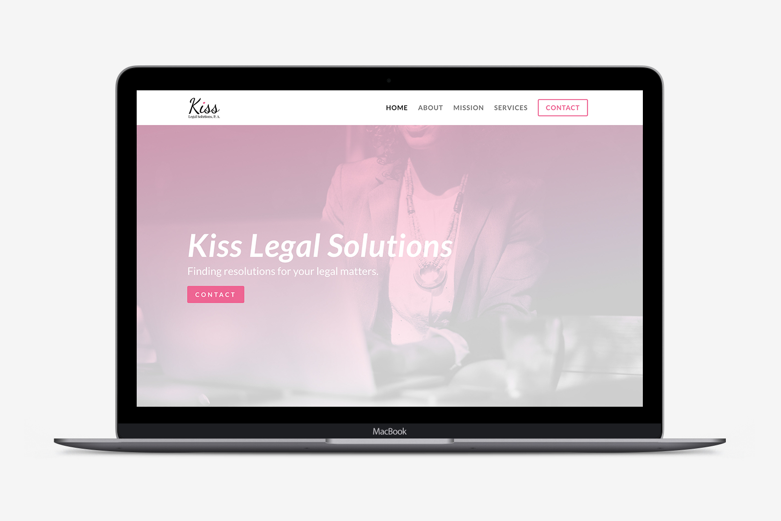 web kiss legal solutions