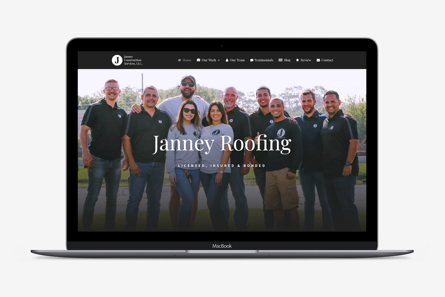 web janney roofing 2